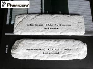 Differenza fra mattone e mattoncino