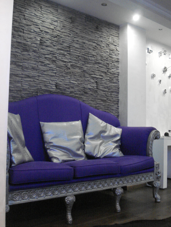 Bien connu Il soggiorno – rinnovare con la pietra PG02