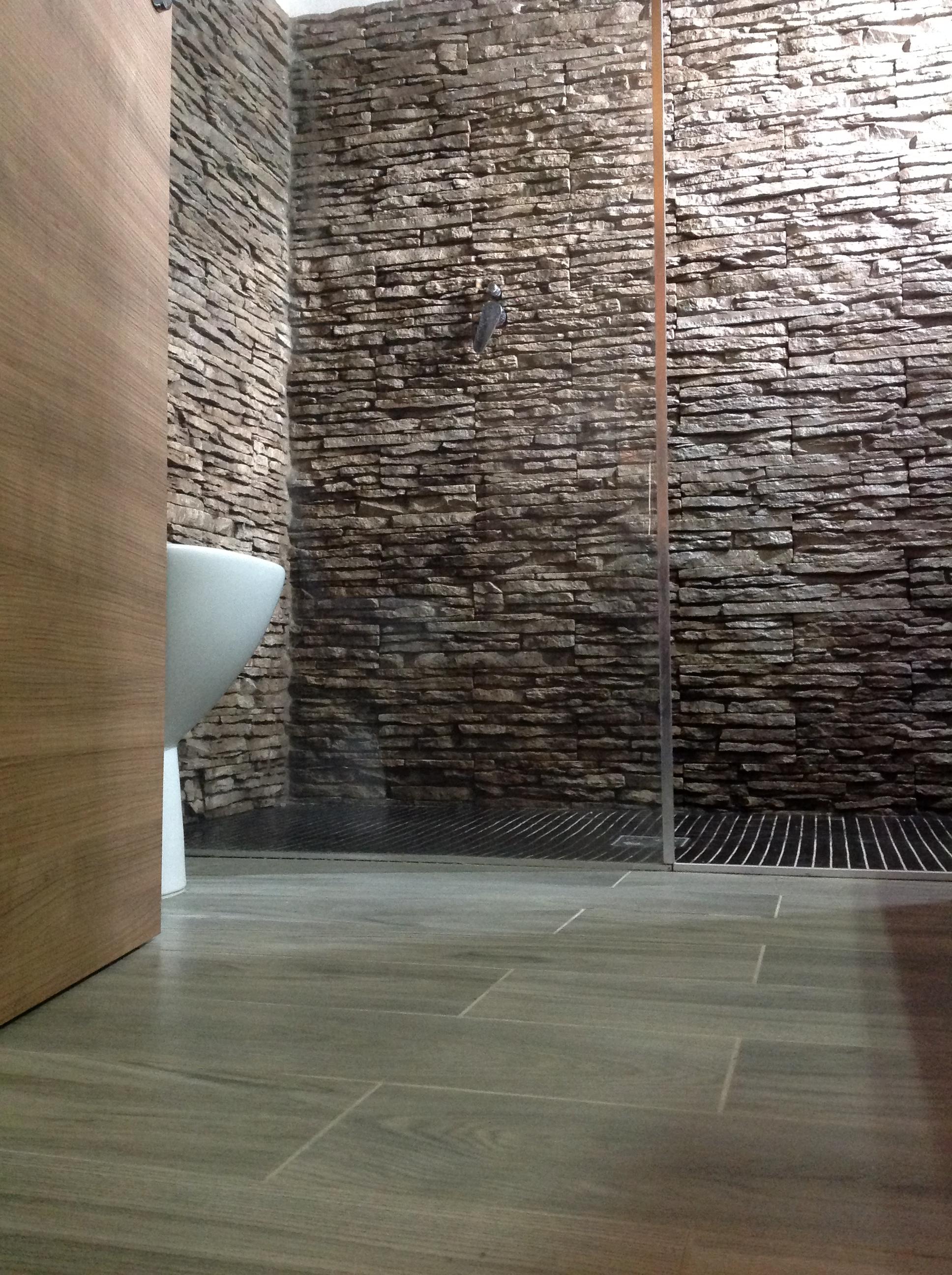 La varietà dei rivestimenti in pietra ricostruita cambia l'aspetto ...