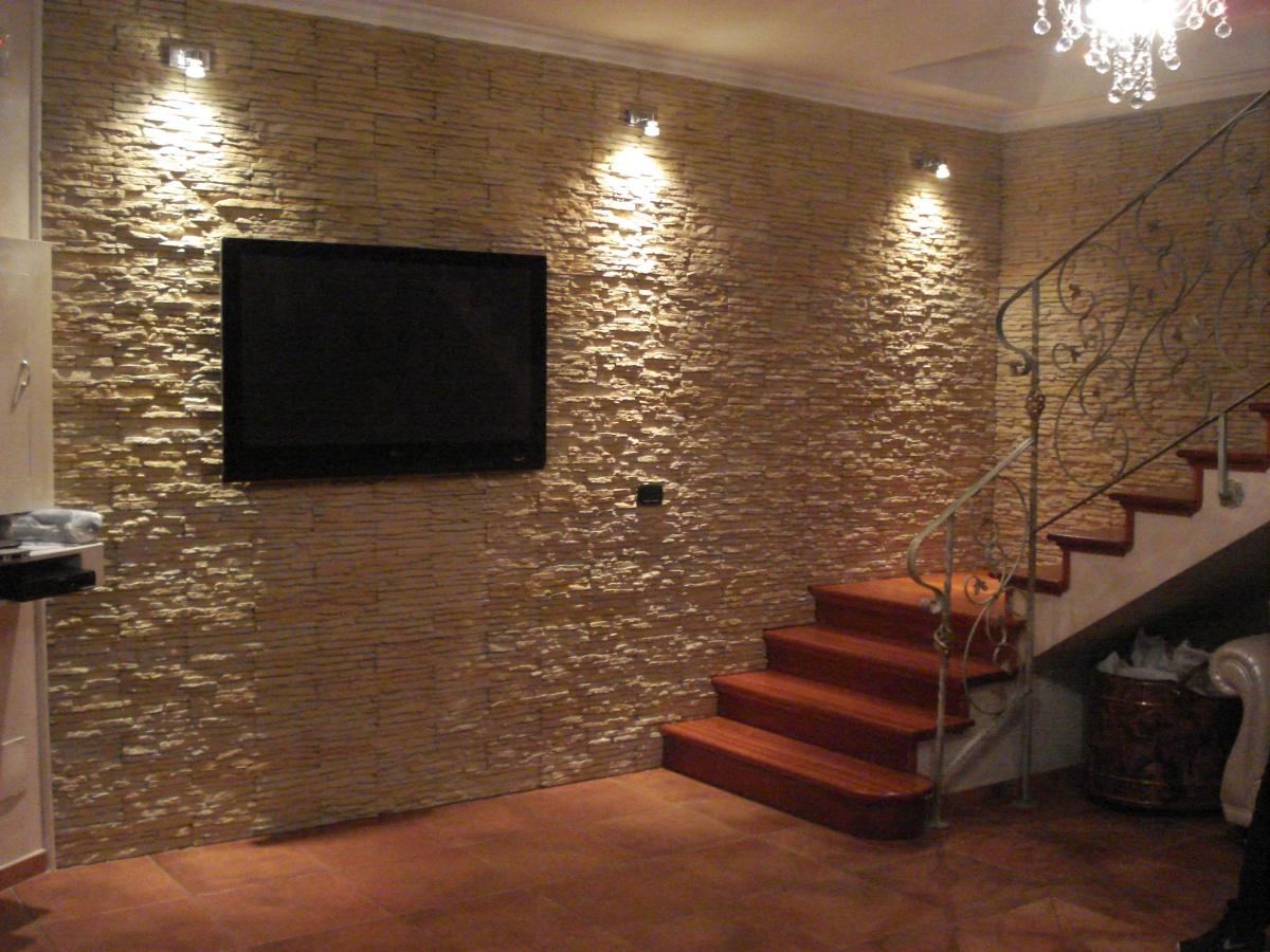 Bagno Con Muro In Pietra ~ CaNLiC for .