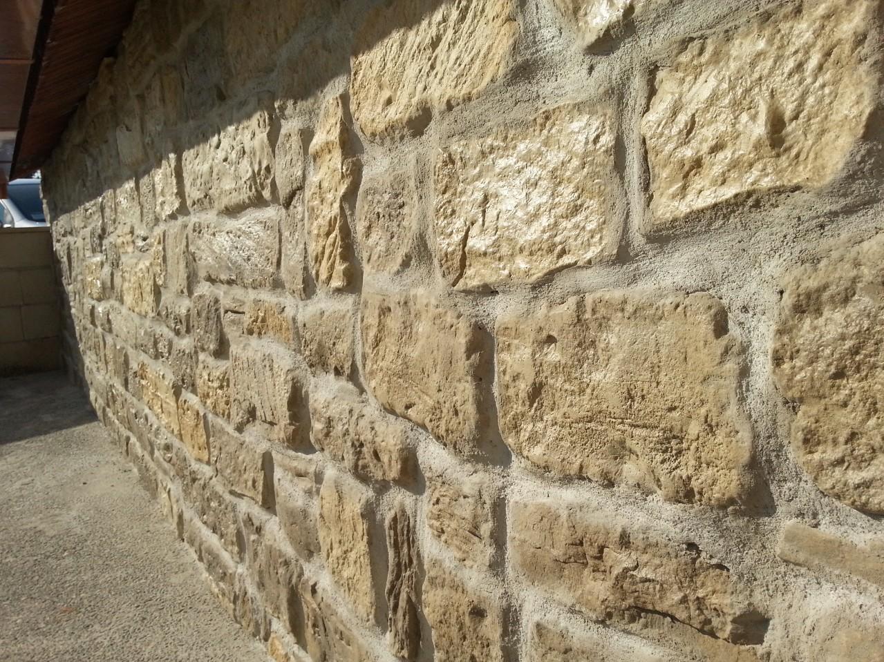 Con cosa rivestire rinnovare con la pietra for Aspetto rustico