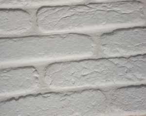 mattoncino bianco particolare
