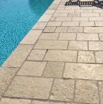 Pavimento pietra ricostruita Vecchie corti Primiceri