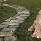 Rinnovare con la pietra, anche l'esterno.