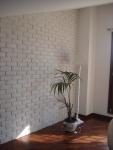 Rivestimento pietra ricostruita MATTONE BIANCO di PRIMICERI colore bianco roma