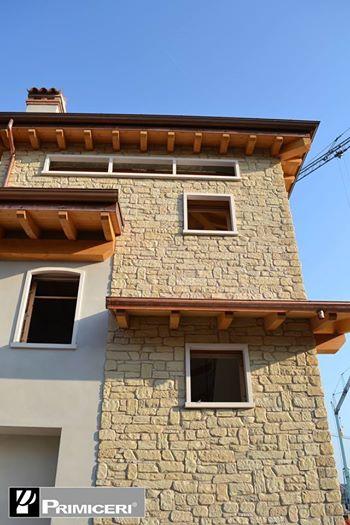 Esterni rinnovare con la pietra for Facciate di case in mattoni e pietra