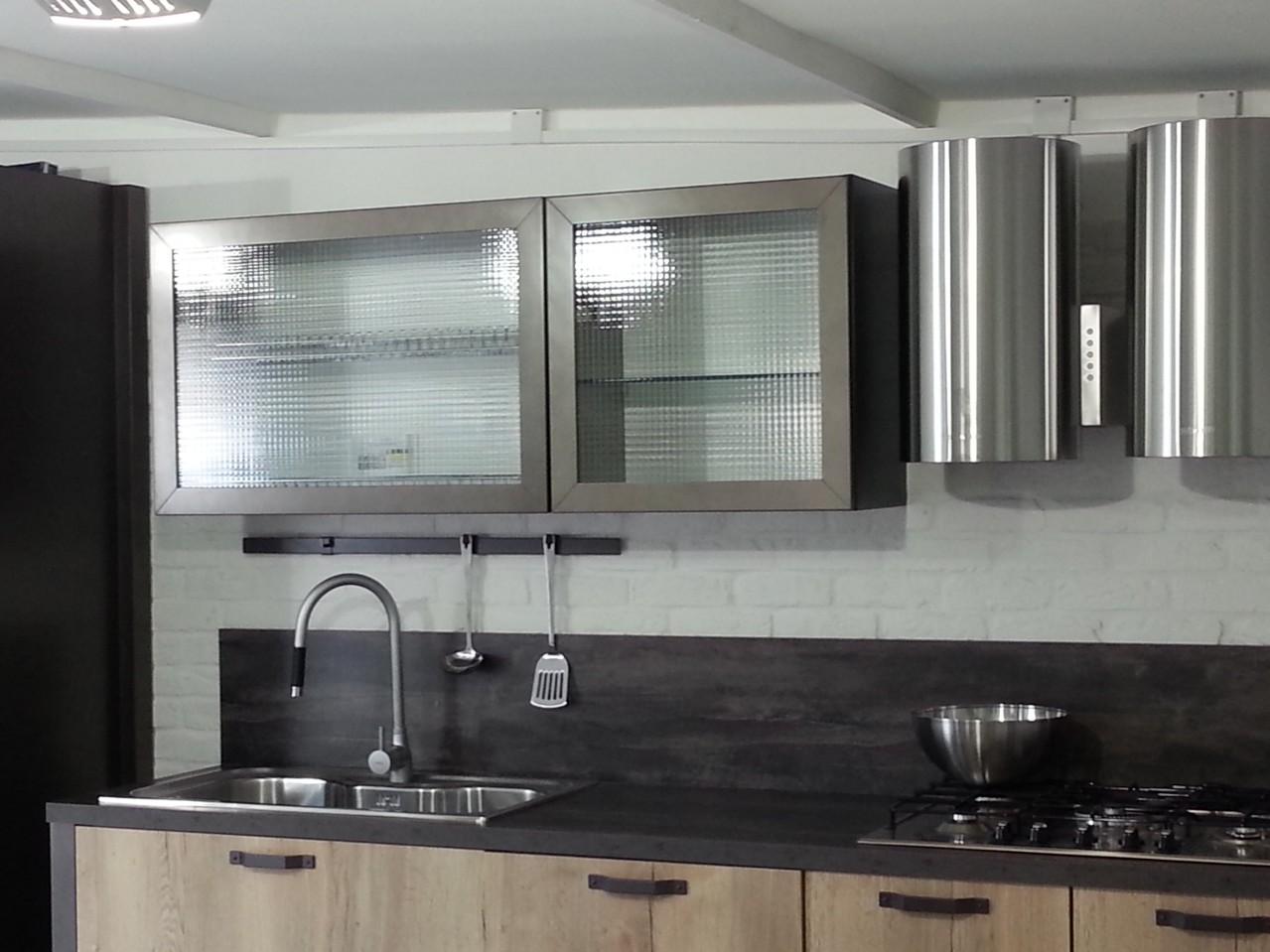 Cucina mattone b trep rm 15 rinnovare con la pietra - Rivestimento cucina finta pietra ...