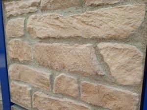 Roccia antica ruggine