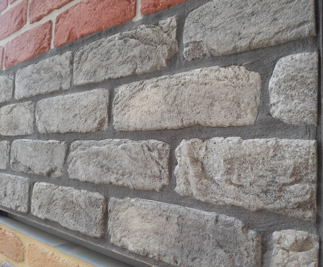 Di cosa parliamo quando parliamo di pietra ricostruita - Pietra faccia vista per esterni ...