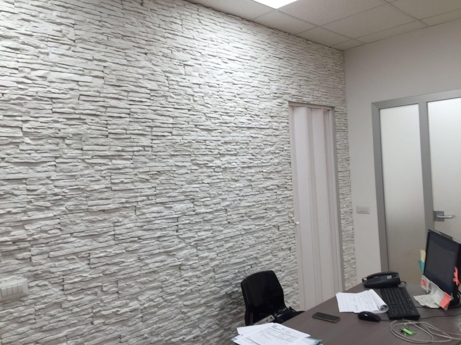 Come rivestire una parete in pietra uy28 regardsdefemmes - Parete rivestita in pietra ...
