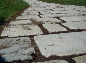 Basolato nuovo impianto pavimenti per esterni