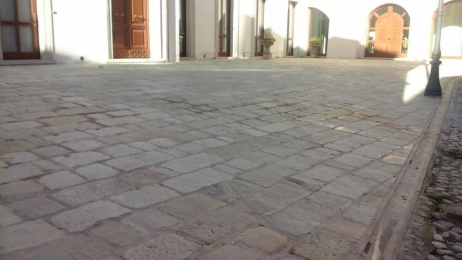 Vecchio Basolato Largo S.Giorgio a Rieti