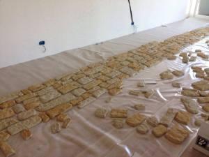 preparazione1 roccia antica