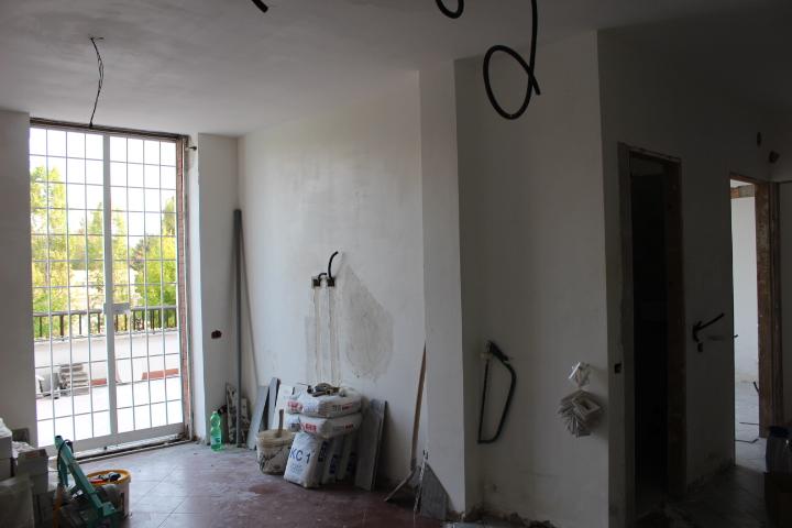 Un altra parete con mattoni a vista rinnovare con la pietra - Parete con mattoni a vista ...