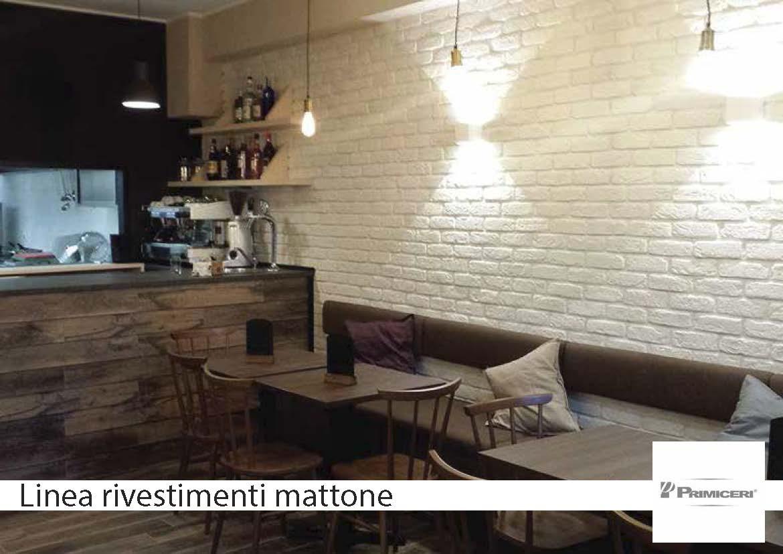 Parete Mattoncini Grigi : Best pareti mattoni a vista mattoncini finta