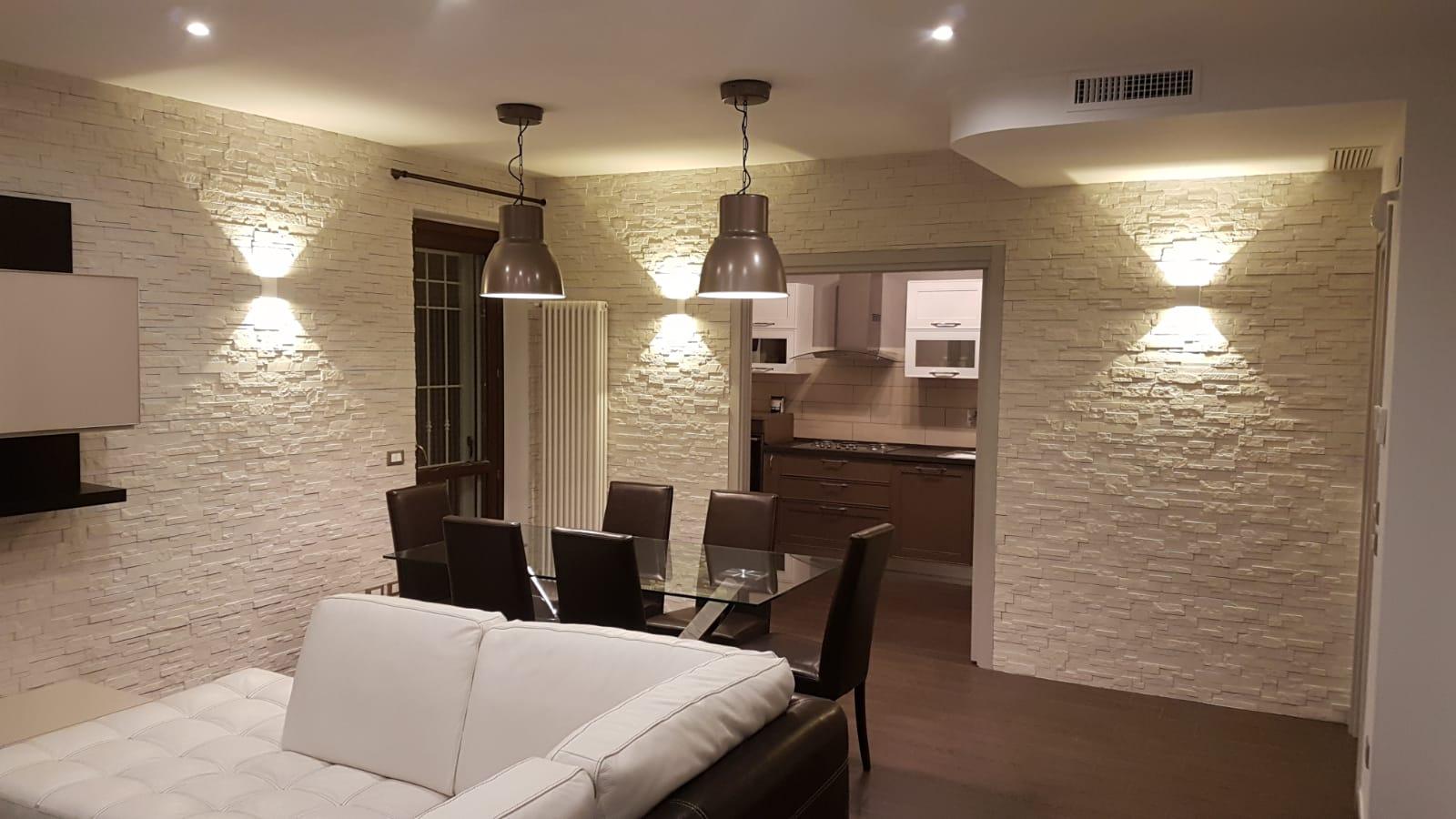 Muro Fatto In Pietra il soggiorno – rinnovare con la pietra