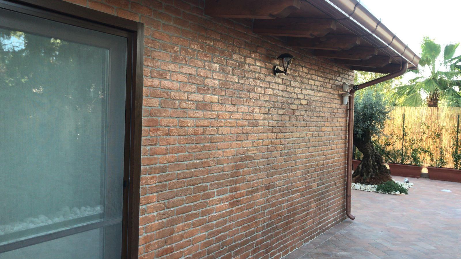 Mattoni Bianchi Per Esterni mattoni per esterno – rinnovare con la pietra